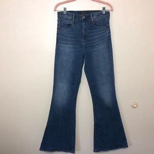 Women's Abercrombie & Fitch Flare Jeans 30/10